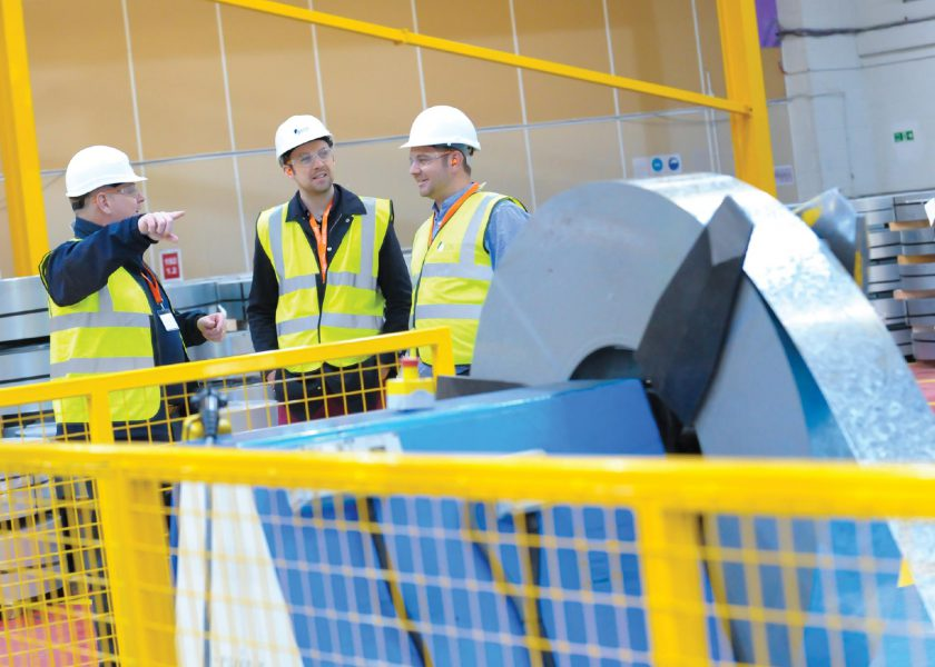 EOS and Etex Group - Taking a Safety-First Approach to Building Specification