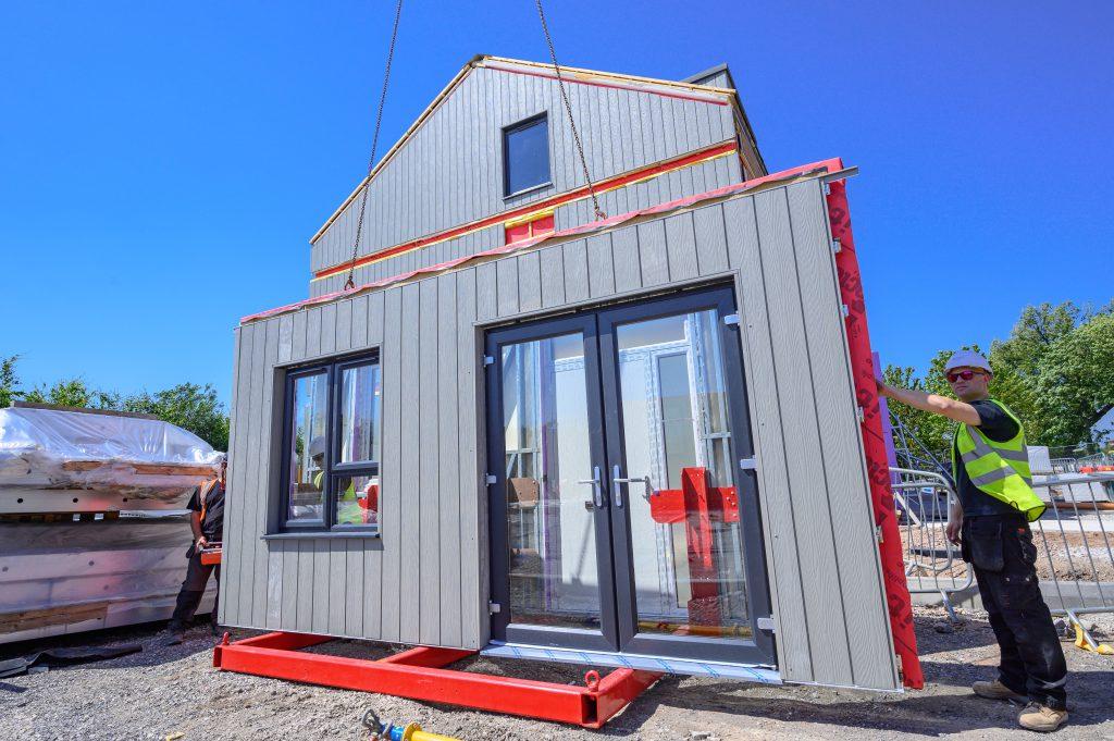 EOS Framing - Housing Solutions